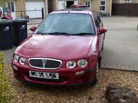 Reliable Red Rover 25