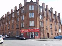 1/2 BED FLAT - ANNIESLAND - IMMEDIATE ENTRY AVAILABLE