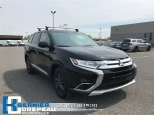 2016 Mitsubishi Outlander ES **BANCS CHAUFFANT, BLUETOOTH + WOW*