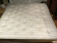 Dreams super king firm mattress with 2000 pocket springs