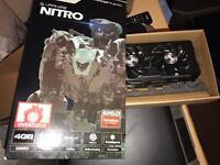 AMD Radeon Sapphire Nitro R7 370 4GB GPU