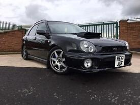 REDUCED TO £3000 Subaru Wagon sti spec