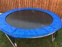 8 ft trampoline