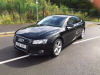 Audi A52.0 TDI 170BHP Warranty till April 2018