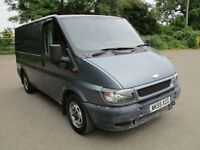 2005 55 FORD TRANSIT 2.0 260 SWB CAMPER CONVERSION TOWBAR SINK STOVE ELECTRIC HOOK-UP SH PX SWAPS