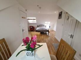 Studio flat in Beaconsfield Road, Willesden, NW10