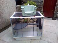 Cage for rat/ferret