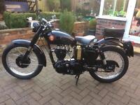 For sale bsa c12. 250cc