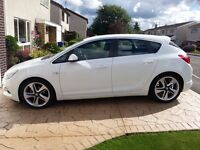 Vauxhall Astra 1.6 Limited Edition (Leather) - 2014