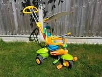 Smart Trike 4-in1 Tricycle for 10 to 36 months