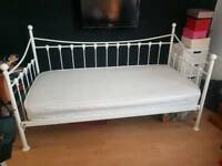 French day bed with matress