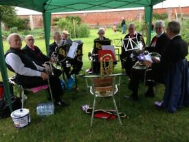 East Devon DayTime Band On Look Out for Conductor/MD