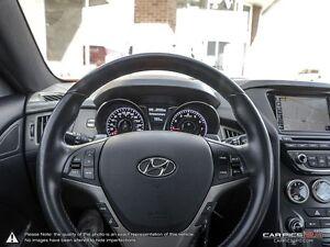 2013 Hyundai Genesis 2.0T | SUNROOF | NAV | HEATED LEATHER | Cambridge Kitchener Area image 14