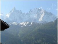 Lovely Chamonix city center apartment to rent, Skiing available Jan 20-26 or after April 08th