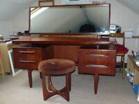 Vintage 60s Fresco G Plan Dressing table *New Price*