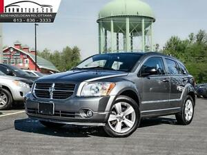 2011 Dodge Caliber Uptown Leather!