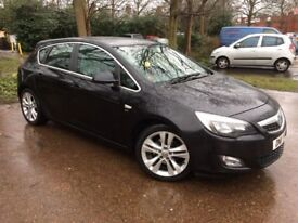 Vauxhall Astra Sri 1.6 Turbo, 71,000 miles, Excellent condition. 12 months Mot. £4795.00 ono