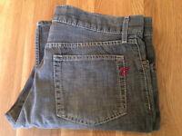 """FCUK Men's Comfort Fit Jeans (34""""W x 32""""L)"""