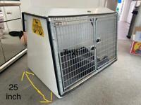 Dog transit cage
