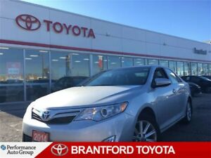 2014 Toyota Camry XLE, Off Lease, Leather, Navigation, Sunroof