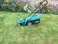 QUALCAST LAWN MOWER - Used twice. Cannot be bothered to dismantle to return on line BARGAIN £40