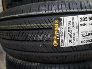1 summer tire continental contiprocontact 205/65r16 New!