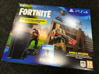 PS4 slim 500gb with fortnite