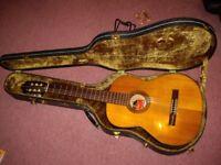 Classical Guitar Selmer Granados