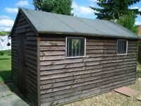 13ft by 8ft Garden Shed.