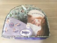 Boppy ursing and infant support pillow - like new as never used £15.00