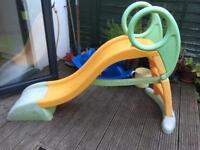 Smoby kids children's slide
