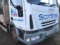 Flat Bed Lorry