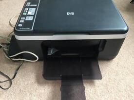 HP printer, scanner