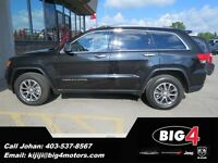 2014 Jeep Grand Cherokee Limited, 23000KMs, V6, Fully Loaded