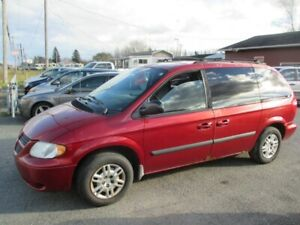 2006 Dodge Caravan AUTOMATIQUE, 7 PASSAGERS