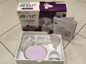 Philips Avent comfort electric breast pump. Over £80 new