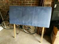 Headboard for double bed FREE