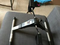 Small exercise bike