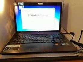 Hp 4720s core i5 17 inch screen