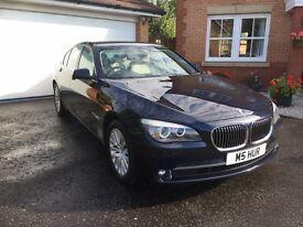 BMW 7 SERIES 3.0 730d SE 4dr For Sale