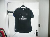 Chelsea LADIES SIZE 14 AWAY Football Shirt 2004/05 BNWOT