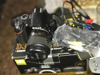 Nikon D3200 ingreat condition