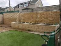 Bricklaying/Stone building/ Re-pointing/ Pressure washer service