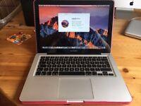 "Apple MacBook Pro 13"" Late 2011, i5 2.4Ghz, 750Gb Hard Drive, 4Gb, Brand New Case"