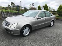 2003 Mercedes E320 Cdi / Part Exchange Available