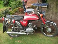 ALL MOTORCYCLES/SCOOTERS/MOPEDS/CLASSIC BIKES WANTED NATIONWIDE COLLECTION 01704 331519