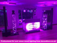 Professional Wedding DJ Manchester Rochdale, Christmas party DJ Rochdale Bury Heywood, Mobile disco