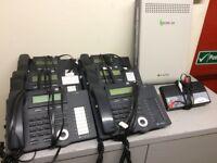 Phone system LG Nortel 6 phones