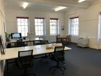 Desk space to rent in Bath Street, Glasgow