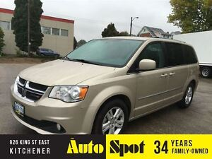 2015 Dodge Grand Caravan Crew/PRICED FOR AN IMMEDIATE SALE/ LOW,